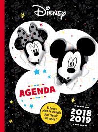 Mickey et ses amis : agenda 2018-2019