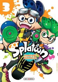Splatoon. Volume 3