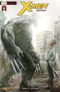Marvel legacy : X-Men extra. n° 1, Arme H : la traque