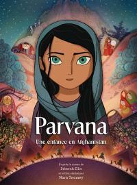 Parvana : une enfance en Afghanistan : la bande dessinée