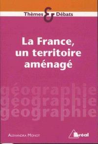 La France, un territoire aménagé