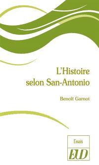 L'histoire selon San-Antonio