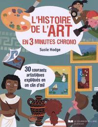 L'histoire de l'art en 3 minutes chrono : 30 courants artistiques expliqués en un clin d'oeil