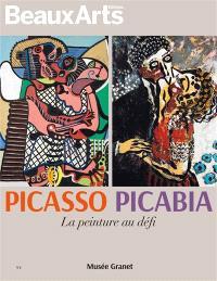 Picasso, Picabia : la peinture au défi : Musée Granet