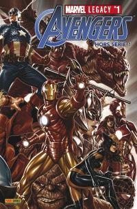 Avengers, hors-série. n° 1