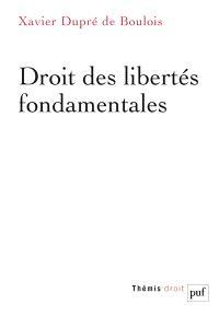Droit des libertés fondamentales