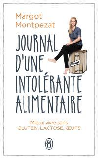Journal d'une intolérante alimentaire : témoignage