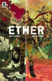 Ether. Volume 1, L'assassinat de la flamme d'or