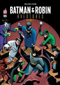 Batman & Robin aventures. Volume 2