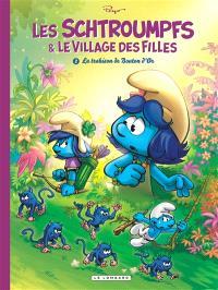 Les Schtroumpfs & le village des filles. Volume 2, La trahison de Bouton d'Or