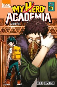 My hero academia. Volume 14, Overhaul