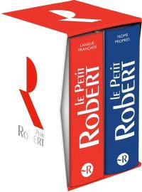 Coffret Petit Robert 2019