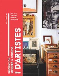 Inspiration ateliers & studios d'artistes : tout pour aménager son espace de création