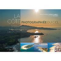 La côte basque, landaise, girondine, photographiée du ciel