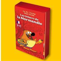 Les trésors de la Normandie