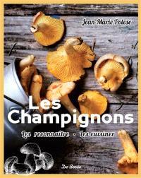 Les champignons : les reconnaître, les cuisiner