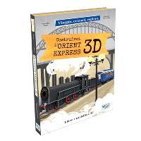 Voyage, découvre, explore, Construis l'Orient-Express 3D