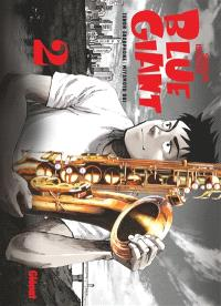 Blue giant : tenor saxophone, Miyamoto Dai. Volume 2