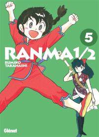 Ranma 1-2 : édition originale. Volume 5