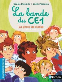 La bande du CE1, La photo de classe