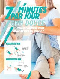Gym douce : mon programme pour rester en forme