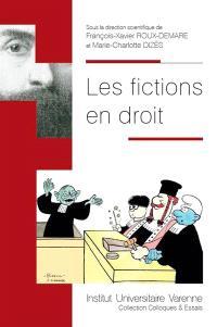Les fictions en droit