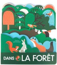 Dans la forêt : coucou petit écureuil !