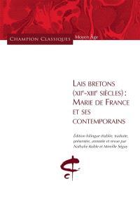 Lais bretons (XIIe-XIIIe siècles) : Marie de France et ses contemporains