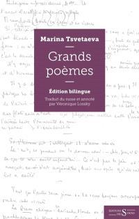Grands poèmes