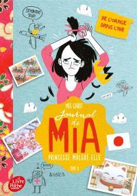 Journal de Mia, princesse malgré elle. Volume 8, De l'orage dans l'air
