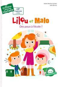 Lilou et Malo, Des poux à l'école ?