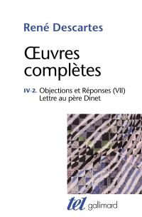 Oeuvres complètes. Volume 4-2