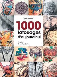 1.000 tatouages d'aujourd'hui