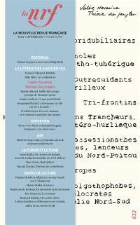 Nouvelle revue française. n° 632
