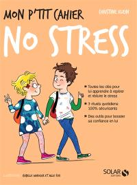 Mon p'tit cahier no stress