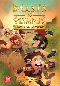 Beasts of Olympus. Volume 5, L'école des centaures