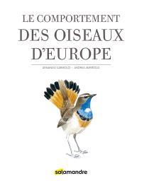 Le comportement des oiseaux d'Europe