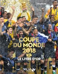 Coupe du monde 2018 : le livre d'or
