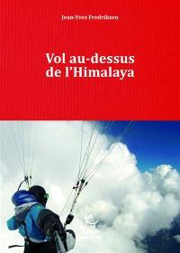 Vol au-dessus de l'Himalaya