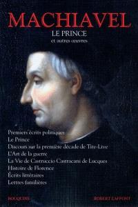 Le prince : et autres oeuvres