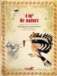 4 m2 de nature : trésors de la biodiversité