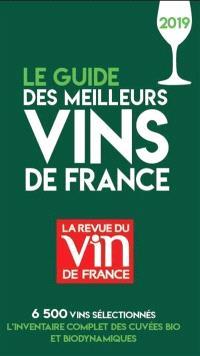 Le guide des meilleurs vins de France : 2019