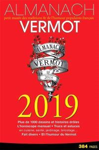 Almanach Vermot 2019 : petit musée des traditions & de l'humour populaires français
