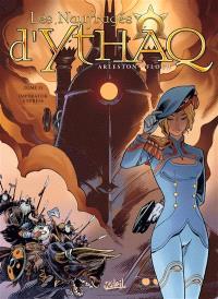 Les naufragés d'Ythaq. Volume 15, Imperator express : la caravane de l'étrange