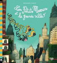 Les petits Marsus, Les petits Marsus et la grande ville