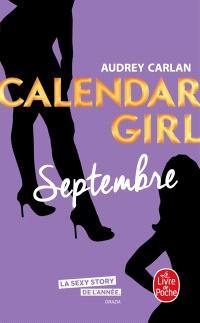 Calendar girl, Septembre