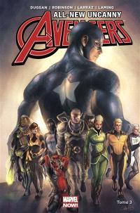 All-New Uncanny Avengers. Volume 3, Rebondir