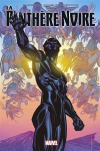 La Panthère noire. Volume 5, Vengeurs du nouveau monde (II)