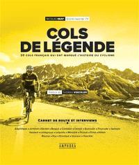 Cols de légende : 20 cols français qui ont marqué l'histoire du cyclisme