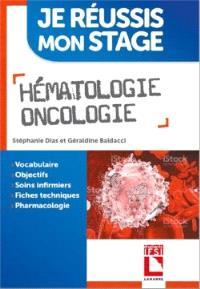 Hématologie, oncologie